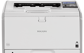 savin SP 3600DN Black and White Printer