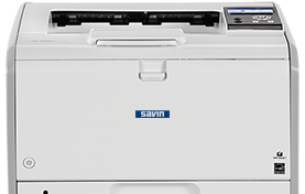 savin SP 3600DN Black and White Printer - 407314