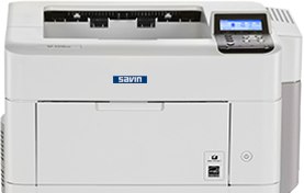 savin SP 5310DN Black and White Laser Printer - 407819