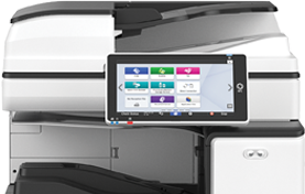savin IM C2500 Color Laser Multifunction Printer