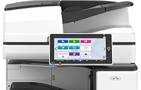 savin IM C3500 Color Laser Multifunction Printer
