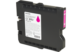 savin GC 31M Magenta Print Cartridge  - 405690