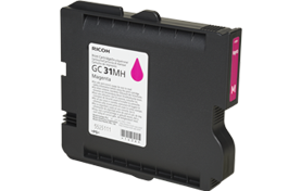 savin GC 31MH Magenta Print Cartridge  - 405703