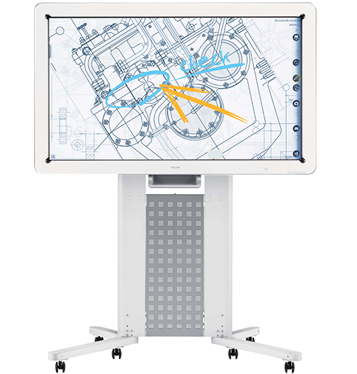savin D5500 Interactive Whiteboard