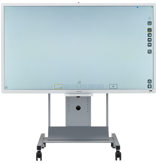 savin D8400 for Business Interactive Whiteboard