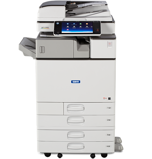 savin MP C2003 Color Laser Multifunction Printer