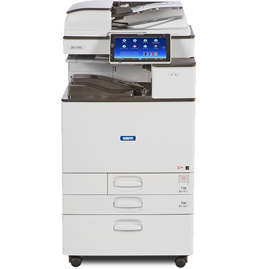 savin MP C2504 Color Laser Multifunction Printer