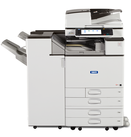 savin MP C5503 Color Laser Multifunction Printer