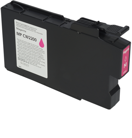 savin MP CW2200 Magenta Ink Cartridge - 841722