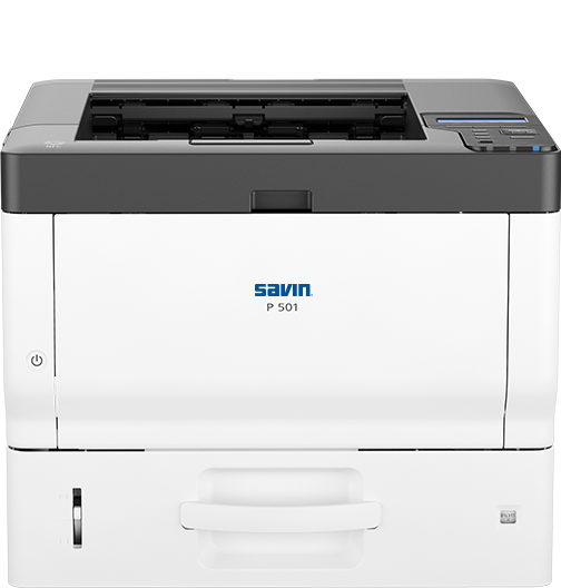 savin P 501 Black and White Printer