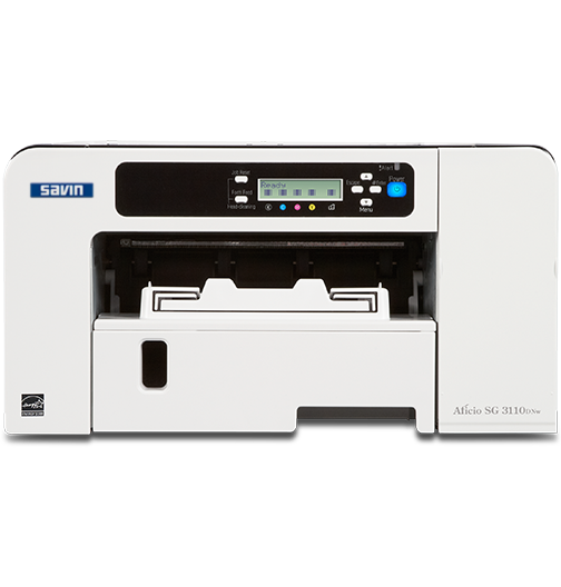 savin SG 3110DNw Color GELJET™ Inkjet Printer