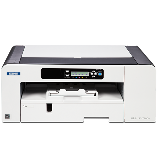 savin SG 7100DN Color GELJET™ Inkjet Printer