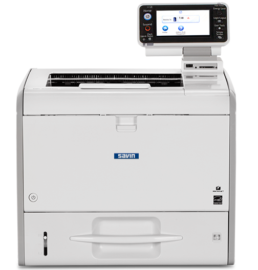 savin SP 4520DN Black and White Printer