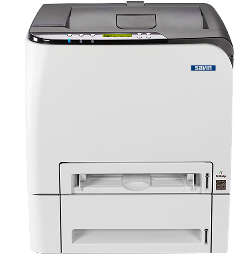 savin SP C252DN Color Laser Printer