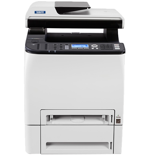 savin SP C252SF Color Laser Multifunction Printer