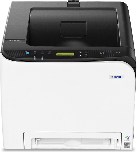 savin SP C261DNw Color Laser Printer