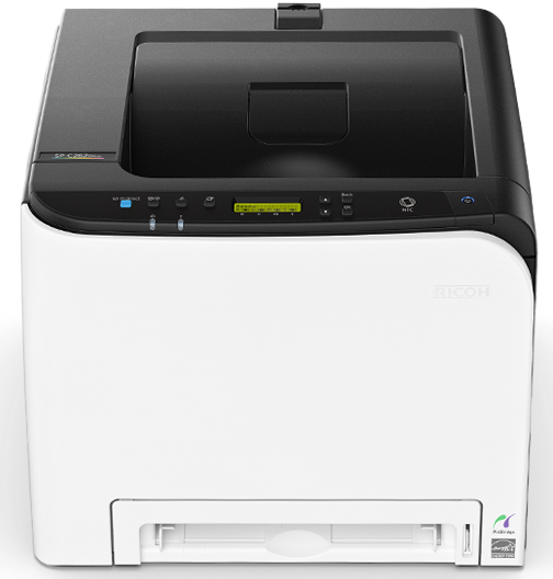savin SP C262DNw Color Laser Printer