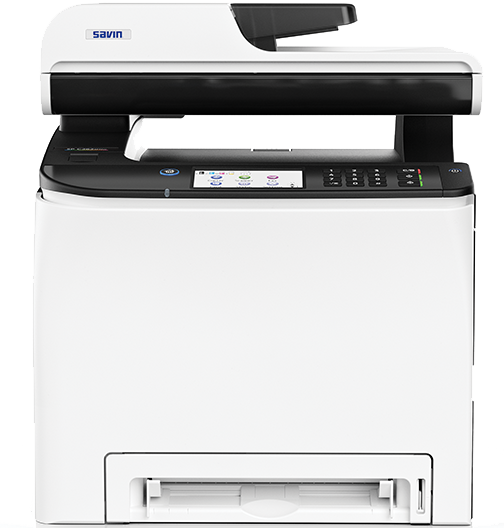 savin SP C262SFNw Color Laser Multifunction Printer