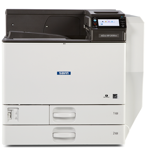 savin SP C830DN Color Laser Printer